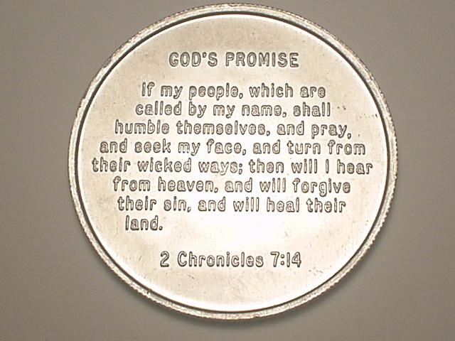 ... LIVING PRAYER CENTER 1 (800)251 Reverse Image TC 401861: GODu0027S PROMISE  / IF MY PEOPLE, WHICH ARE / Part 97